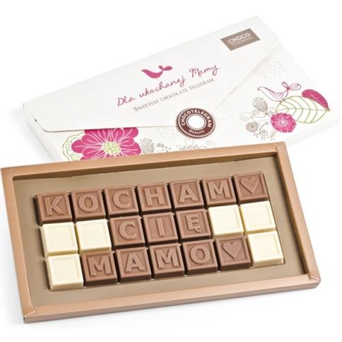 czekoladki Kocham Cie Mamo