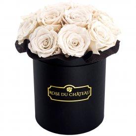 02890ecdc28a05 Flower Box, Kwiaty w pudełku - Rose du Château - Róże w pudełku ...